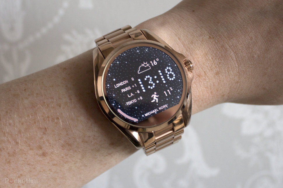 mk watches smart watch