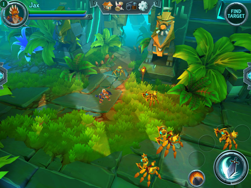 PlayFusion Lightseekers for iOS and Android: Toys to life is no