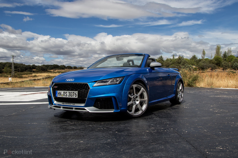 Audi Tt Rs Review Image 1