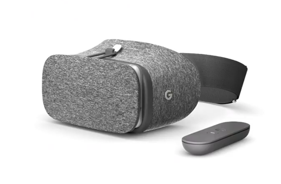 Image result for vr headset daydream