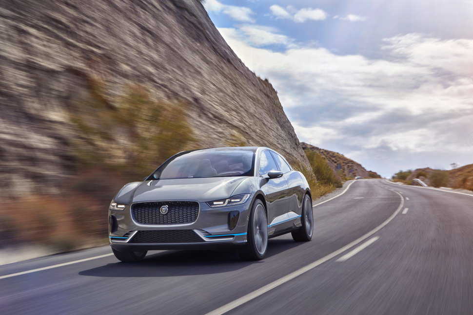 Jaguar S First Electric Car Is The I Pace Suv Pocket Lint