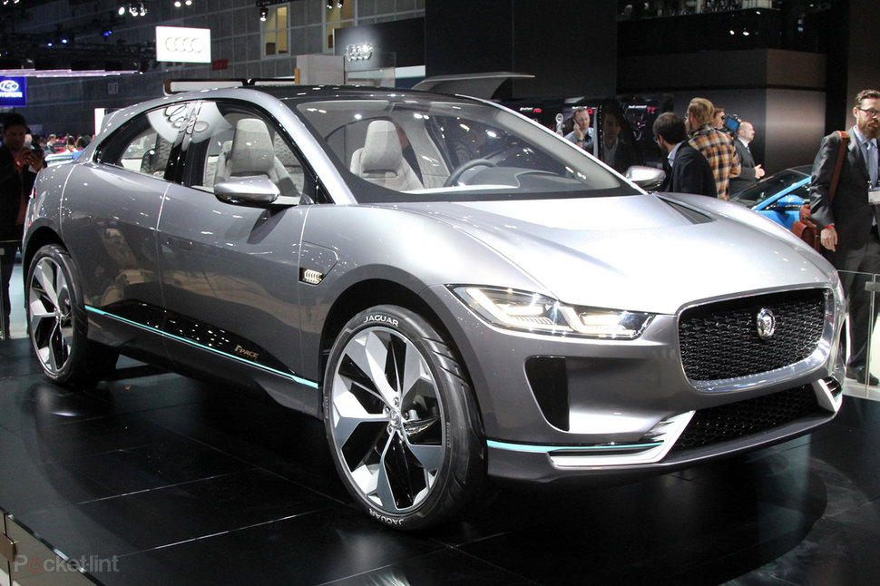 Jaguar I Pace Preview Image 2