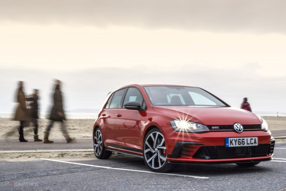 Volkswagen Golf Gti Clubsport Edition 40 Review The Retro Inspired