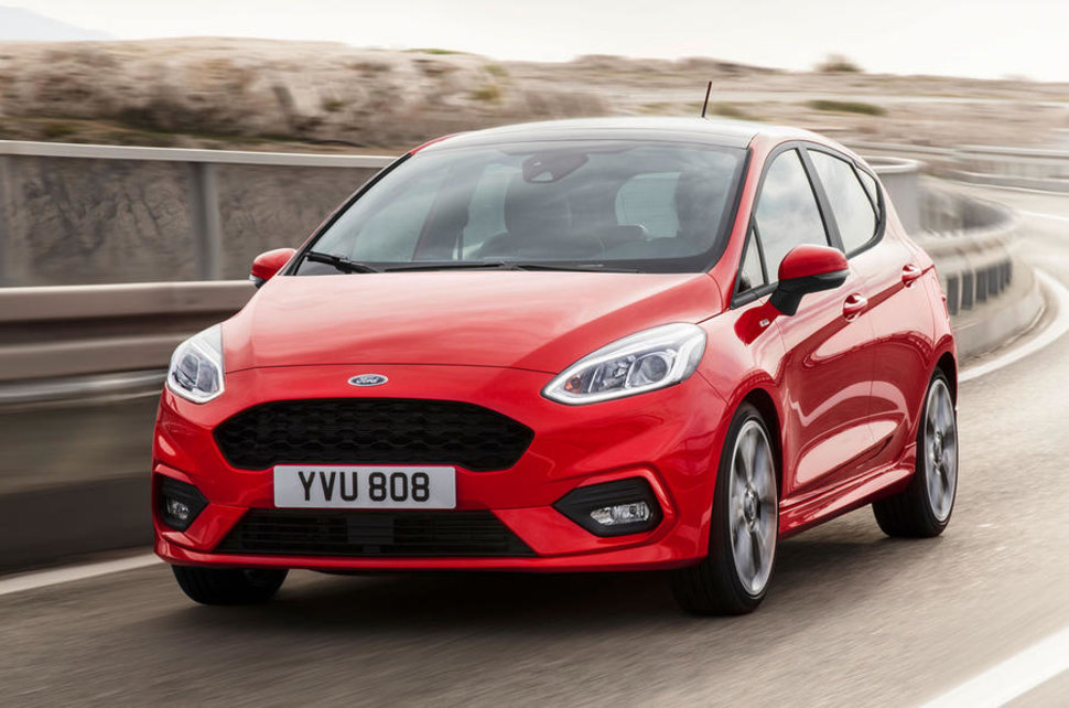 ford announces refreshed 2017 fiesta line up with more technology than any other small car image & Ford announces refreshed 2017 Fiesta line-up with more technology ... markmcfarlin.com