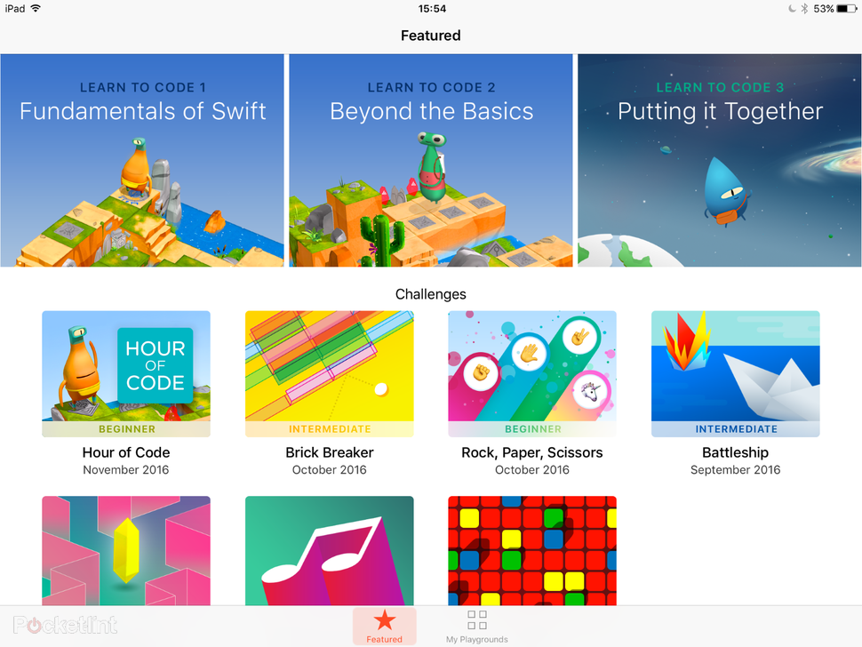 Swift Playgrounds shows how anyone can learn to code - Pocket-l