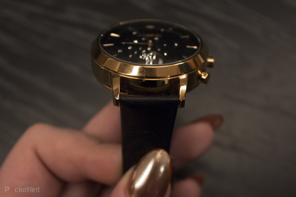 Kate Spade Hybrid Smartwatch Preview Fashion And Tech In Perfe