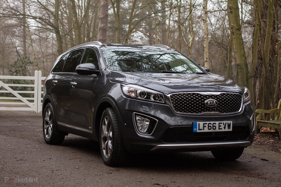 the korean slightest facelift sonata kia car receives us a modern sorento