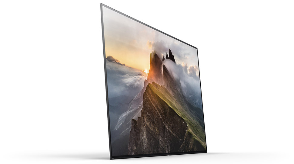 Sony A1 4K OLED TV official images image 1