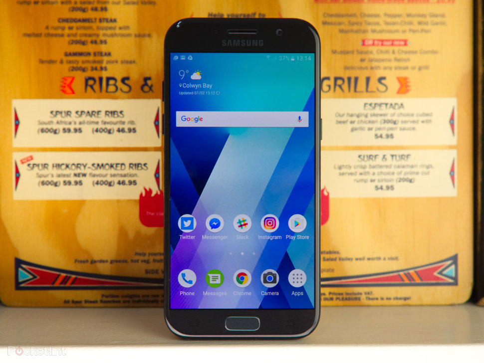 Samsung Galaxy A5 Review Premium Feel At A Mid Range Price Pocket