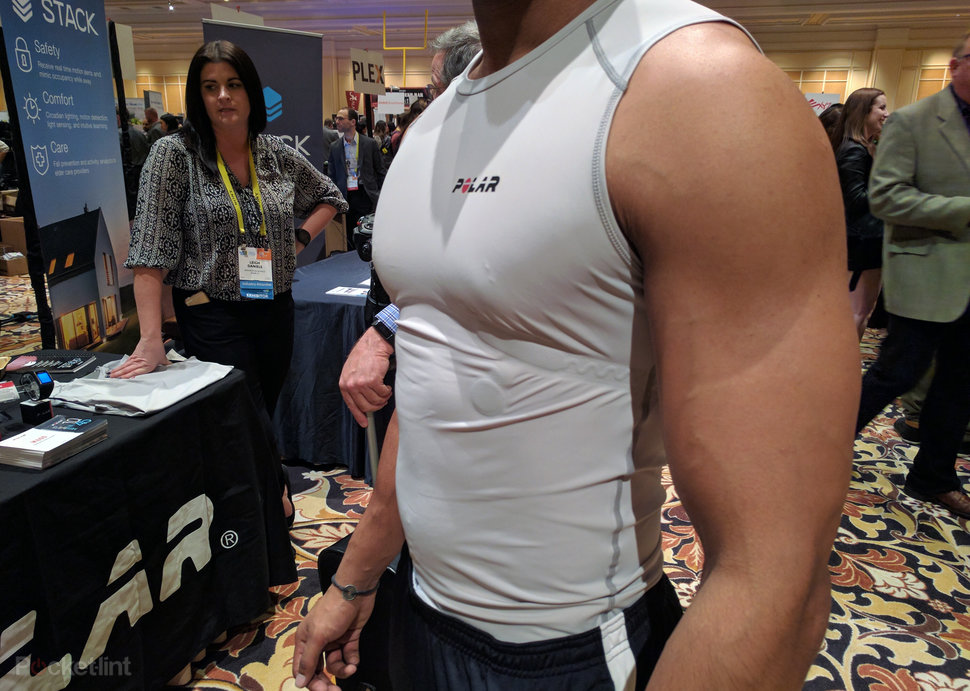 polar team pro shirt preview a heart rate tracking shirt for