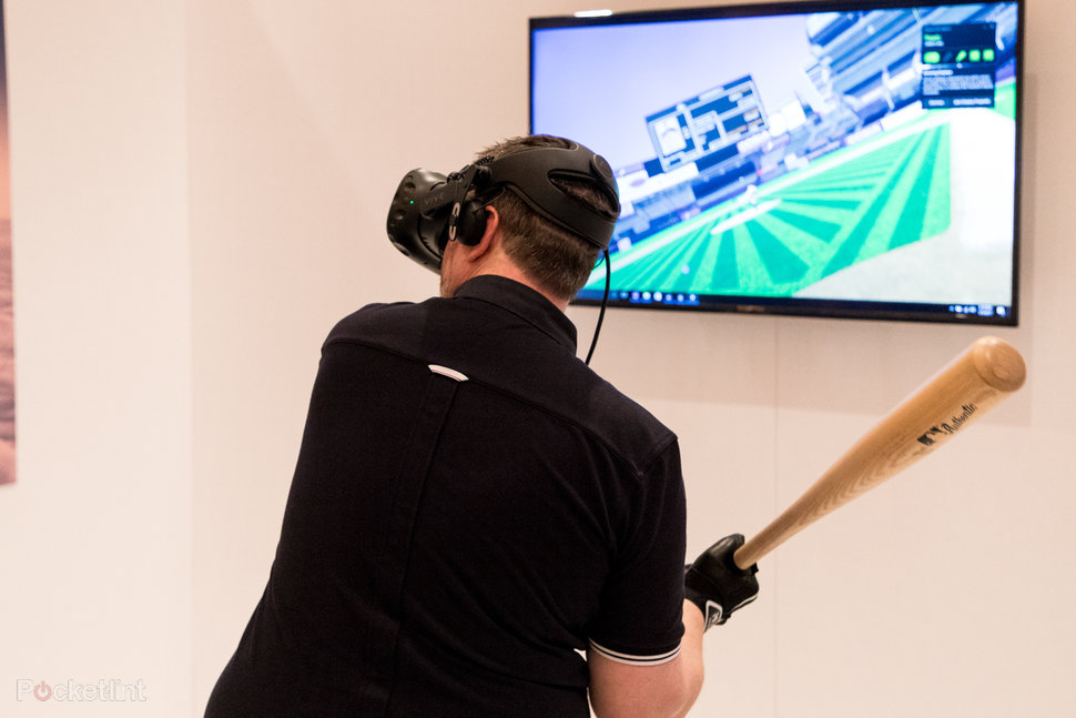 HTC Vive Tracker preview: Turns baseball bats, guns and more in