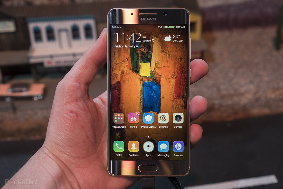 Huawei Mate 9 Pro preview: The Mate we wanted all along ...