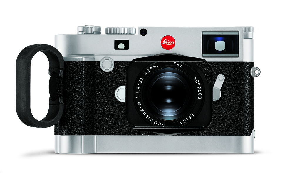 Leica's new M10 rangefinder brings the M series into the digita