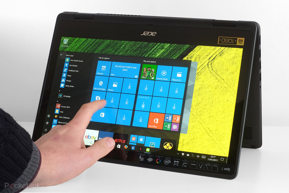 acer spin 5 review an affordable all rounder pocket lint rh pocket lint com Acer Touch Screen All in One Acer Touch Screen Monitor