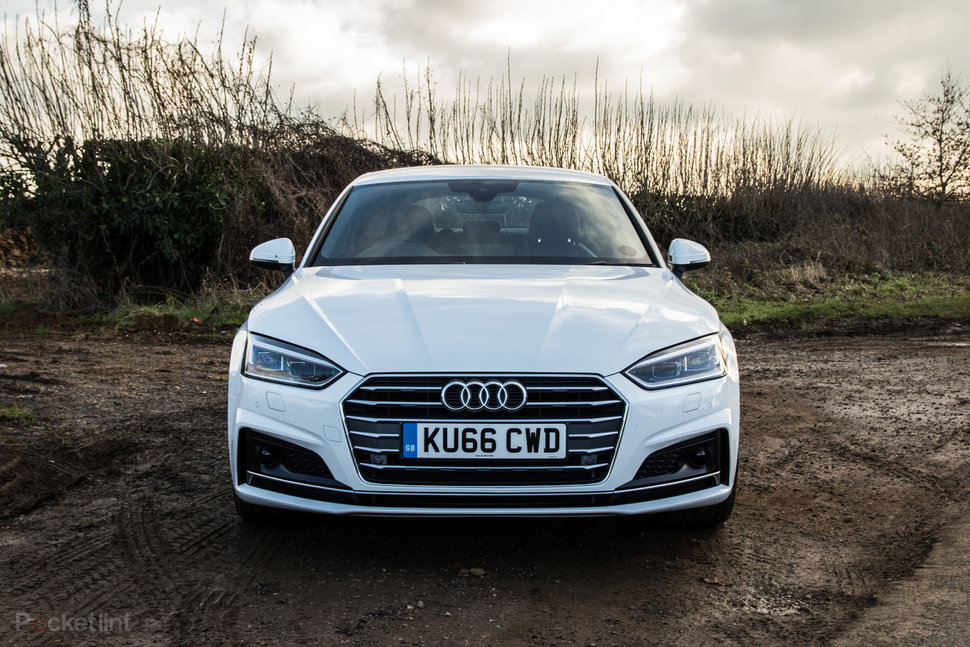 Audi A Review Sporty Looks Refined Drive Pocketlint - Audi a5 review