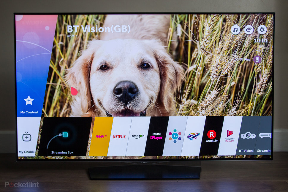 LG OLED B6 review: A sure-fire starting point for OLED - Pocket