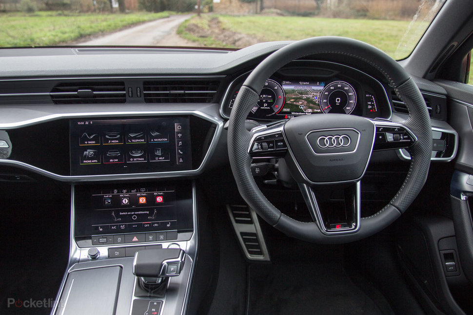 Audi Mmi Exploring Audi S In Car Infotainment And Tech