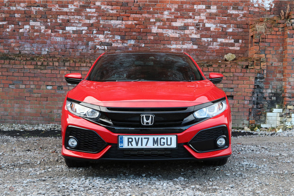 Honda Civic 2017 Review Image 2