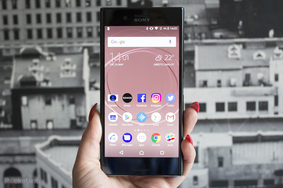 Sony Xperia XZ Premium review: 4K flagship has stacks of specs