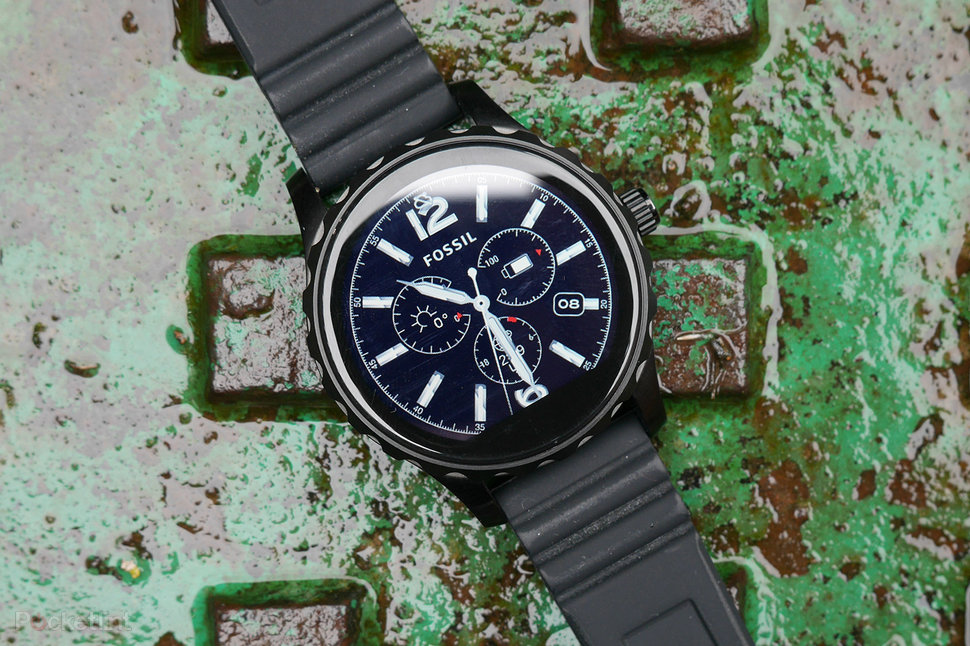 04405034734c Fossil Q Marshal review  Gorgeous looks lack technical hook - P