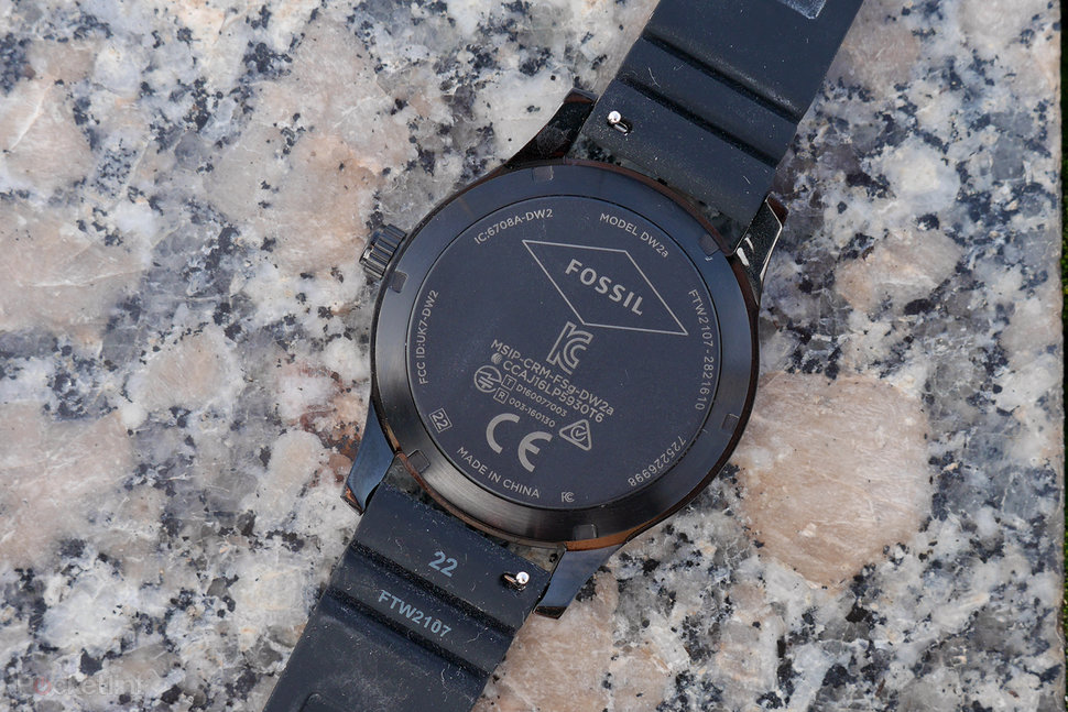 Fossil Q Marshal Review Gorgeous Looks Lack Technical Hook P