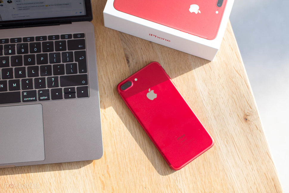 Apple (Product)RED iPhone 7 and iPhone 7 Plus are bold, brash a