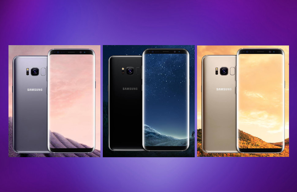 New Samsung Galaxy S8 leaks show phone colours, packaging, and