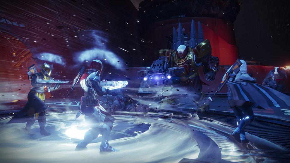 Destiny 2: Release date, screens, formats and everything you ne