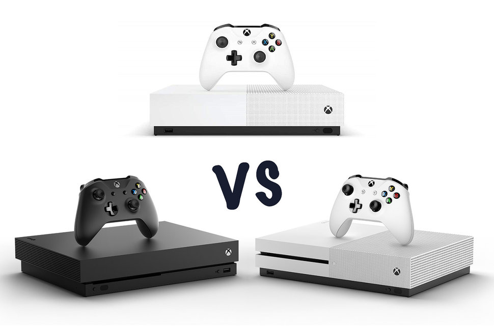 Xbox One X vs Xbox One S vs All-Digital Edition: Which to buy?