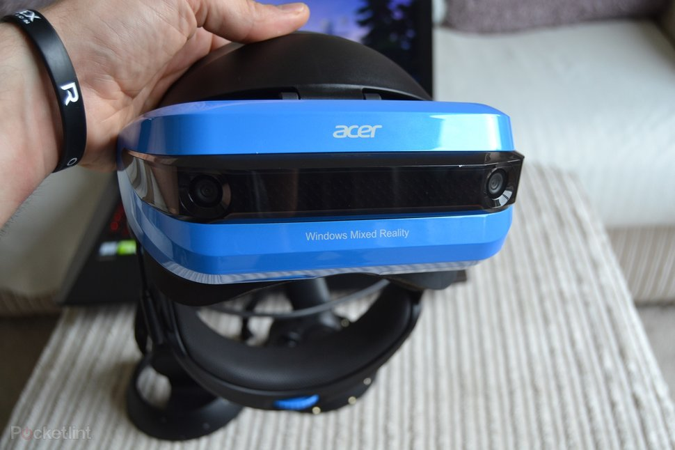 505953cbb00 Acer Windows Mixed Reality review  Good enough to bring VR to t