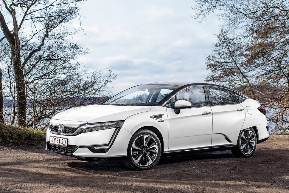 Honda Clarity Fuel Cell preview: Driving the future of hydrogen
