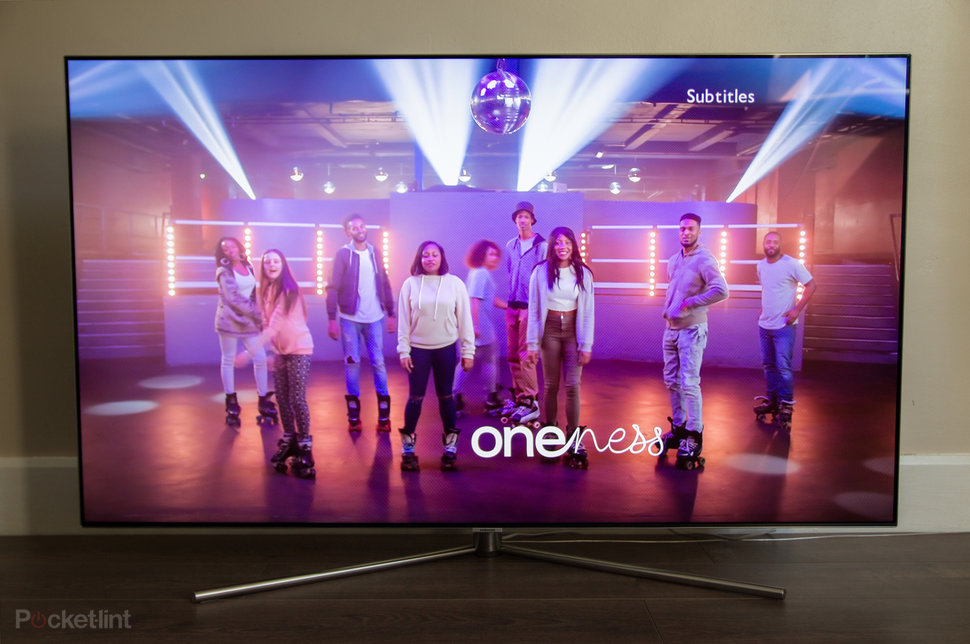 Samsung Qled Q7f 4k Tv Review Qled Gets Off To A Flying Start