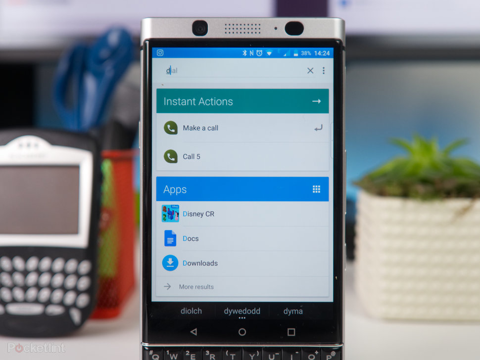 Blackberry Keyone Tips And Tricks Type And Swipe Pocket Lint