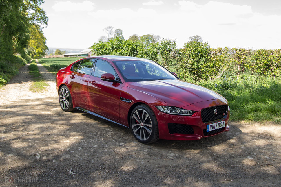 Jaguar Xe S New Supercharged V6 Is Pure S Ex Pocket Lint