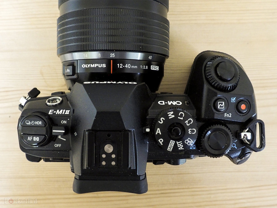 Olympus OM-D E-M1 Mark II review: The most formidable Olympus ...