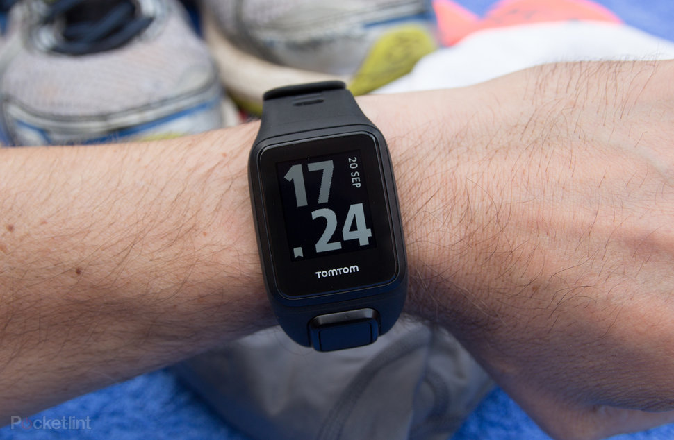 the best tomtom sports devices spark touch