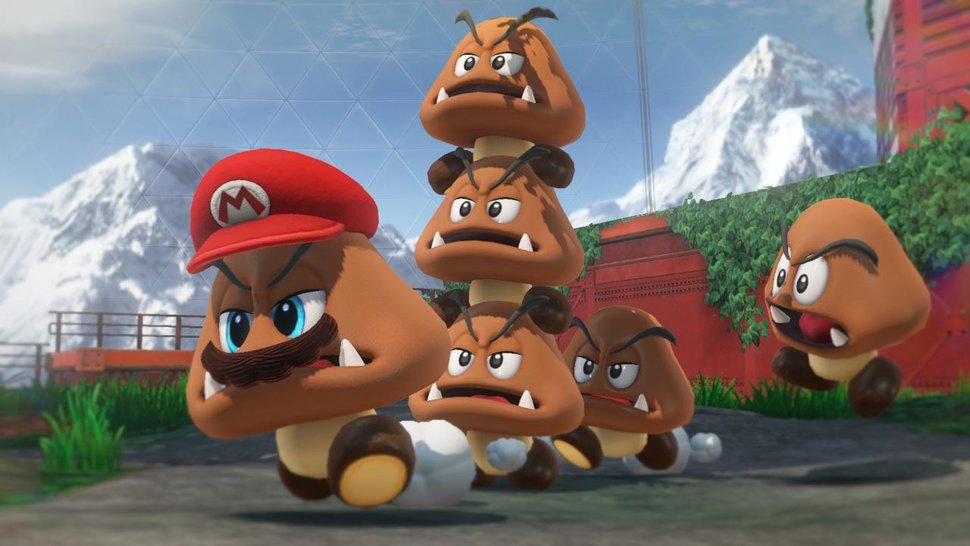 Super Mario Odyssey review: Nintendo nails it - Pocket-lint
