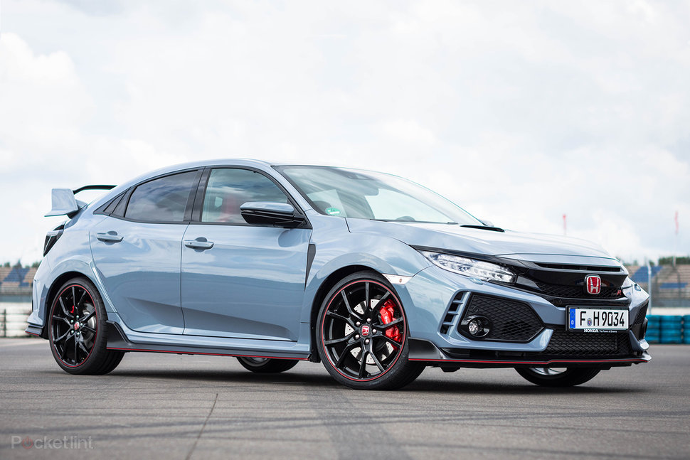 honda civic type r 2017 review the hot hatch hooligan. Black Bedroom Furniture Sets. Home Design Ideas