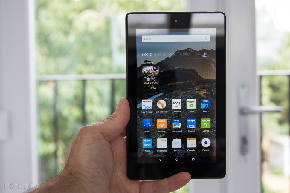 amazon fire 7 review the best affordable tablet pocket lint