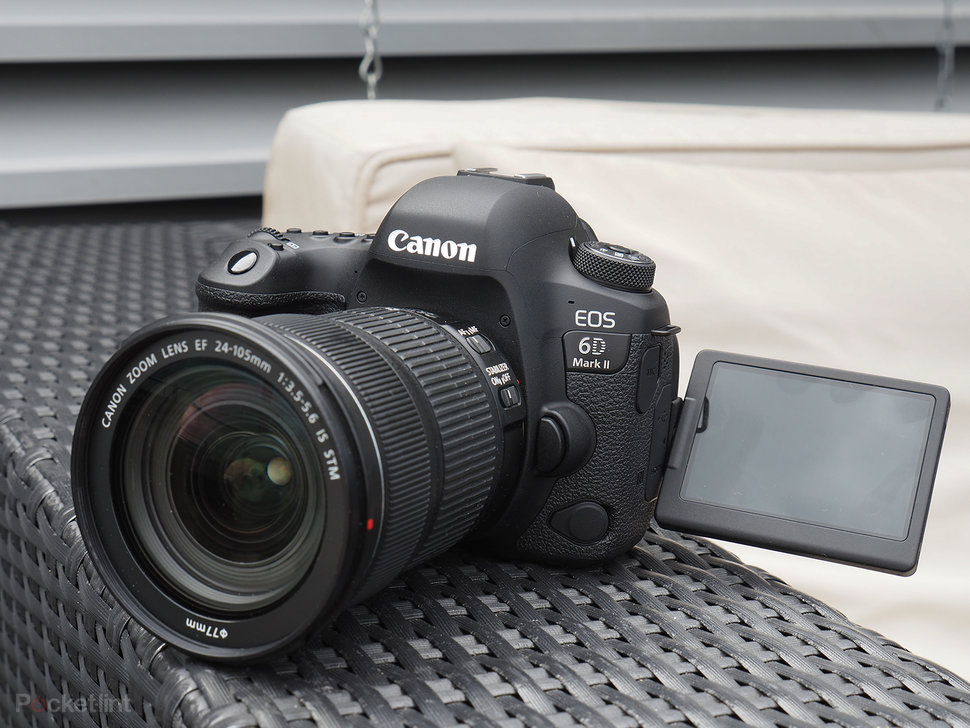 Canon EOS 6D Mark II review: One of the most versatile full-frame ...