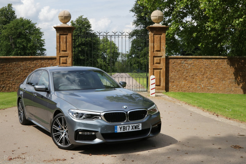 Bmw 530e Electric Hybrid Review Image 1