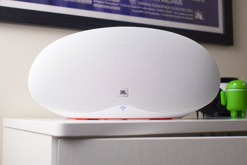 JBL Playlist review: Chromecast convenience wrapped into an aff