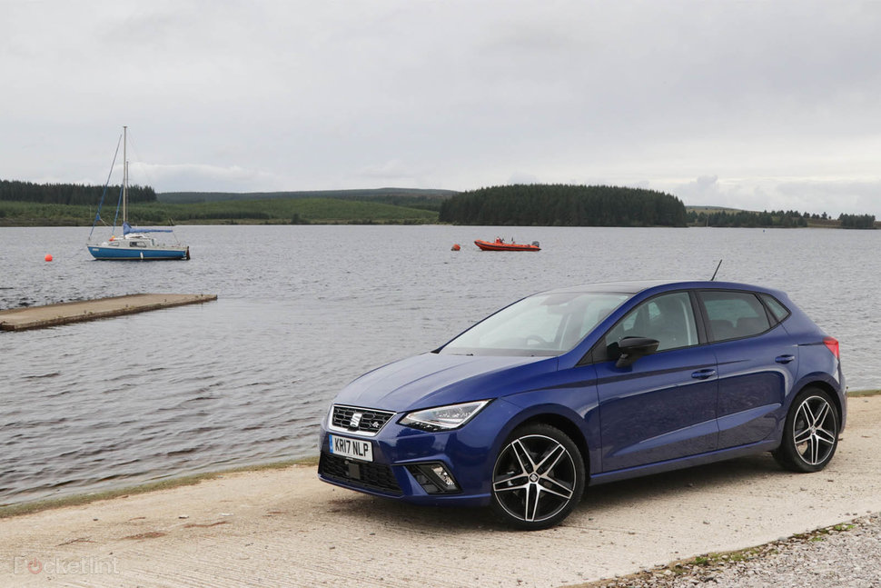 seat ibiza review: a class-leading drive that's fun for all the