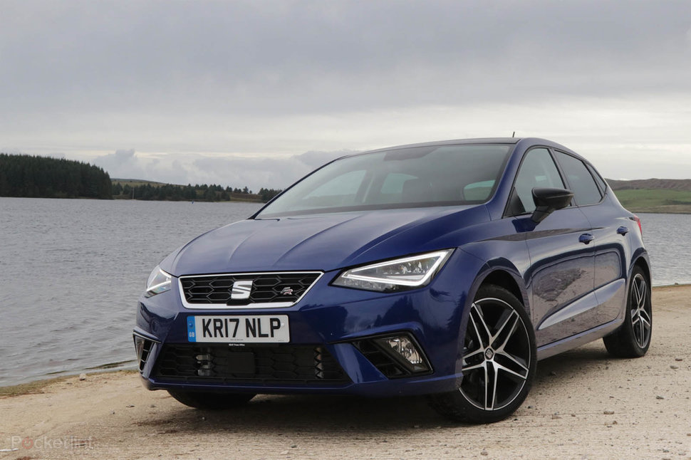 Seat Ibiza Review A Class Leading Drive That S Fun For All The