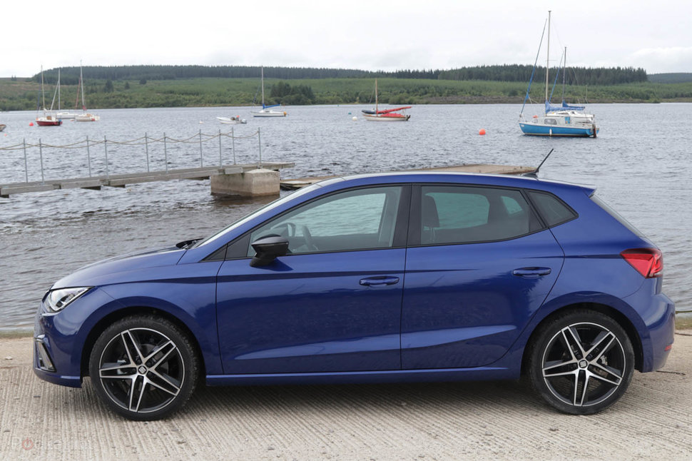 Seat Ibiza review: A class-leading drive that\'s fun for all the ...