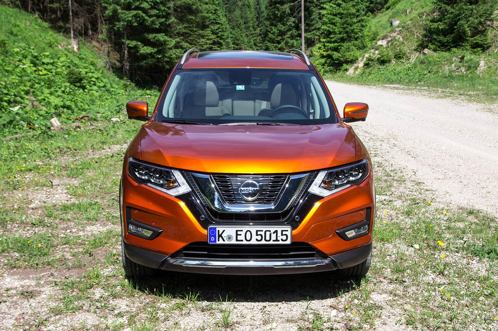 Nissan X Trail Review Great Value Suv Gets Premium Updates