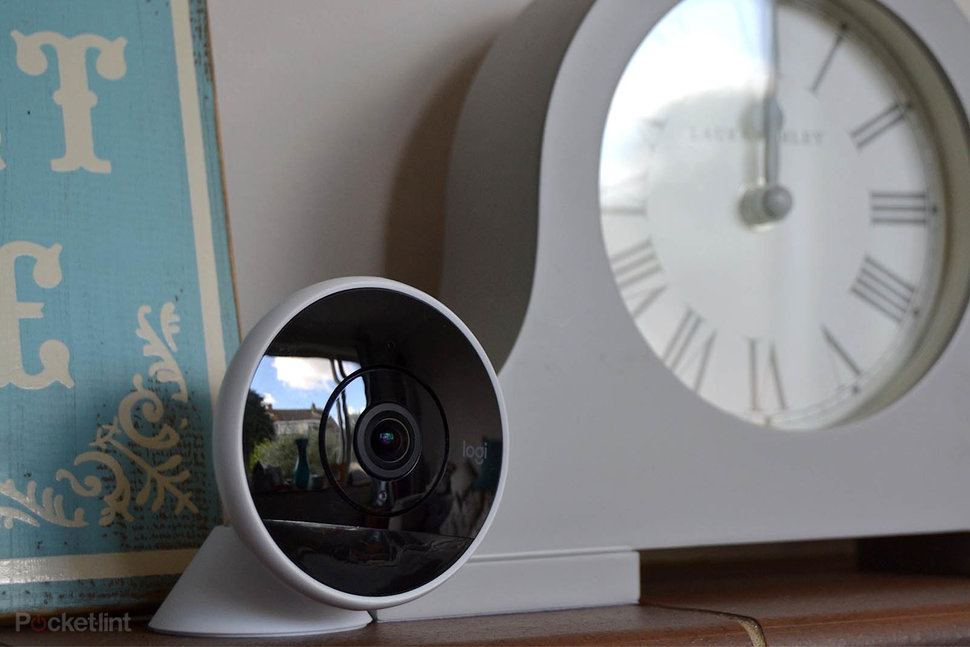 9e026ffec22 Logitech Circle 2 review: The best home security camera? - Pock