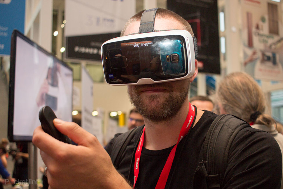 You can play SteamVR games at a fraction of the cost of a HTC V