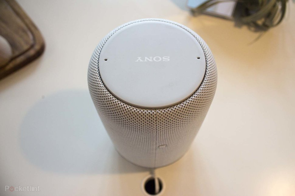 Sony LF-S50G speaker preview: Google Assistant in smart, subtle