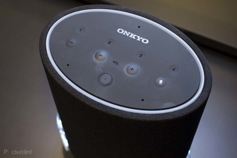 onkyo p3. Onkyo P3 And G3 Smart Speakers Preview Image 2